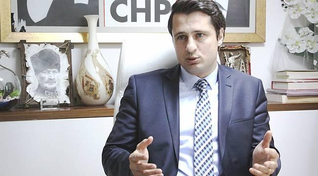 CHP İl Başkanı Yücel'den Genel Merkeze liste eleştirisi!