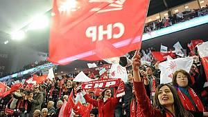 CHP'nin seçim sloganı: Millet için geliyoruz