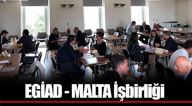 EGİAD - MALTA İşbirliği