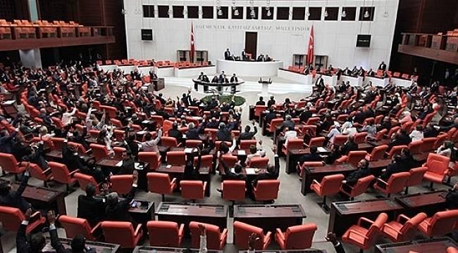 İsrail ile yapılan anlaşmaların iptal edilmesi önerisi, AKP oylarıyla reddedildi