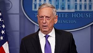 ABD Savunma Bakanı: IŞİD gitti diye Suriye'den çekilecek değiliz