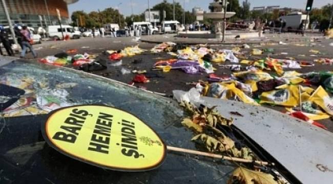 Ankara Katliamı davasında 10 sanık hakkında 101'er kez ağırlaştırılmış müebbet talebi