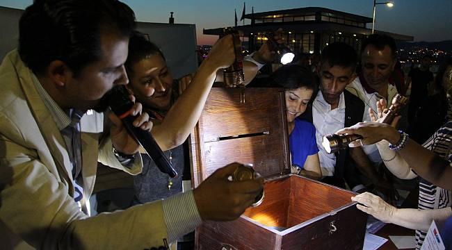 CHP Konak, Kordon'da sandık güvenliği tatbikatı yaptı
