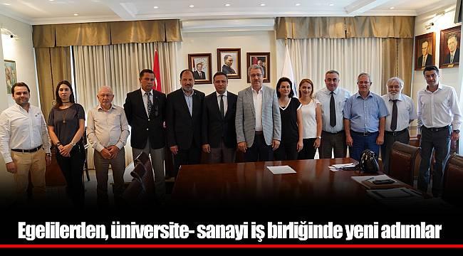 Egelilerden, üniversite- sanayi iş birliğinde yeni adımlar