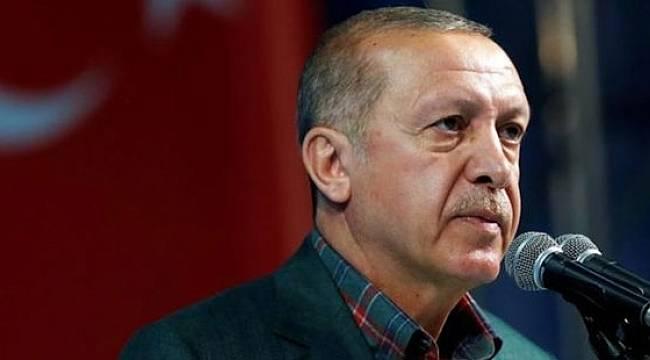 Erdoğan'dan Demirtaş açıklaması: Cumhurbaşkanı adayı olmanın şartları olmalı, bu yanlışın düzeltilmesi lazım!