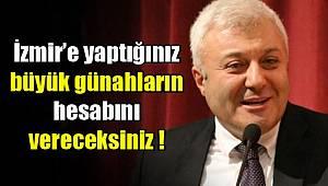 Özkan'dan Başbakan Yıldırım'a salvo