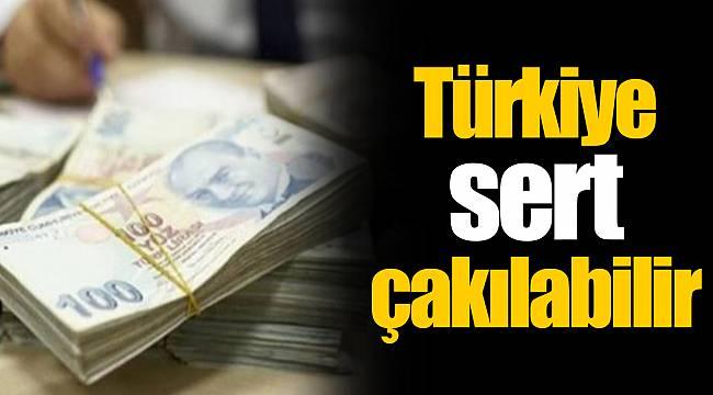 Türkiye sert çakılabilir