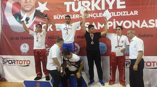 İzmirli Nesim'in hedefi Dünya Şampiyonluğu...