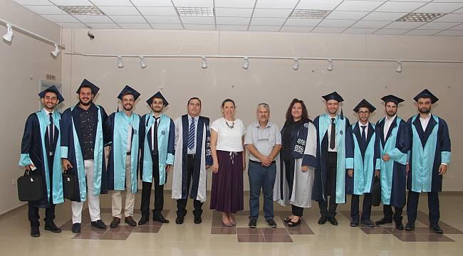 MMO'dan yeni mezunlara tebrik