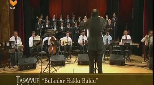 TRT Diyanet televizyonunda Fethullah Gülen güftesi
