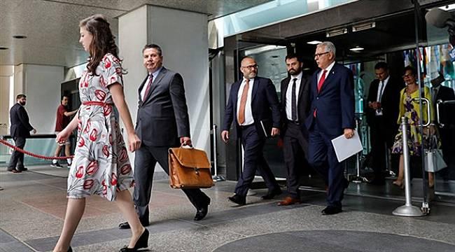 ABD, Brunson'ın serbest bırakılması için Türkiye'ye 'Çarşamba'ya kadar süre tanıdı'