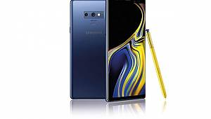Galaxy Note 9'un performansı iPhone X'un gerisinde kaldı