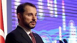 Hazine ve Maliye Bakanı Albayrak'tan yatırımcılara: Zorlukların farkındayız, daha güçlü çıkacağız!
