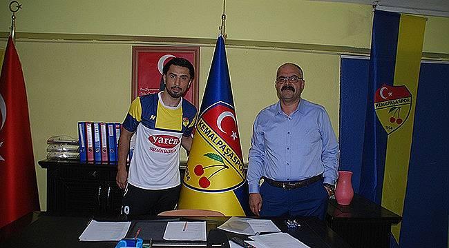 Kemalpaşaspor'a yeni yıldız kanat oyuncusu!