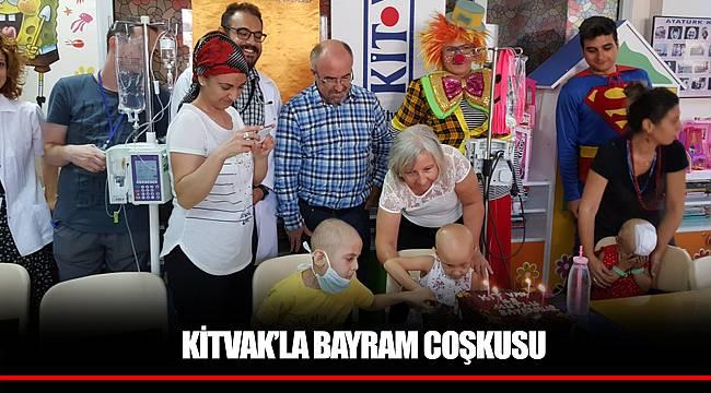 KİTVAK'LA BAYRAM COŞKUSU