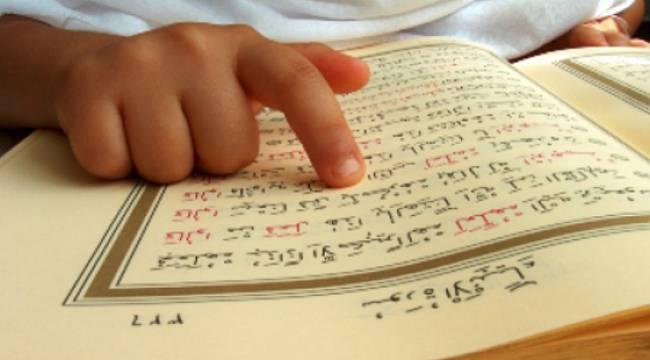 Okuma-yazma bilmeden Kuran öğrenen çocukların sayısı yüzde 50 arttı