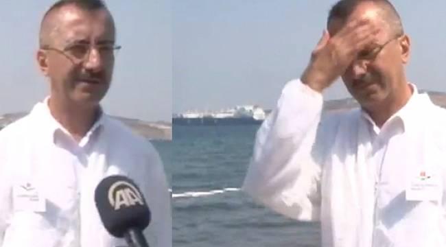Çevre skandalında müdürden ajans ayrımcılığı: AA ile ayrı röportaj yapsam iyi olur!