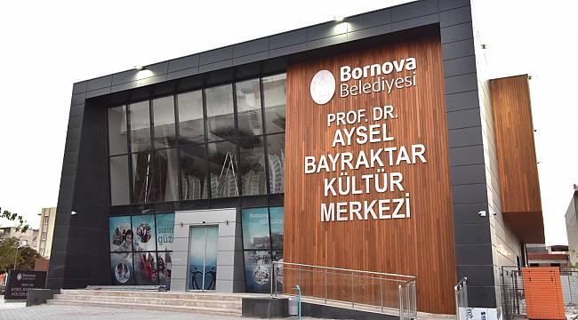 Doğanlar Kültür Merkezi tamamlandı