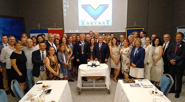 Rotary Varyant ile büyüdü