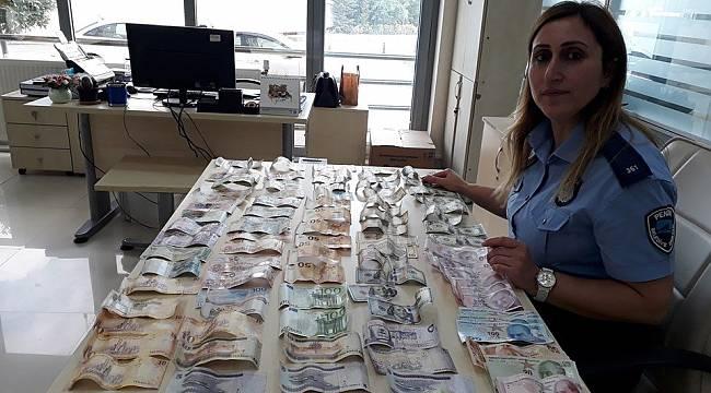 Sabiha Gökçen dilencisinin üzerinden 15 farklı para birimi çıktı