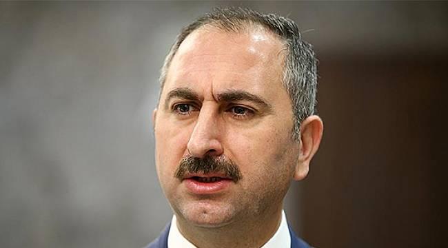 Adalet Bakanı Gül'den Danıştay'a öğrenci andı tepki