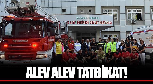 ALEV ALEV TATBİKAT!