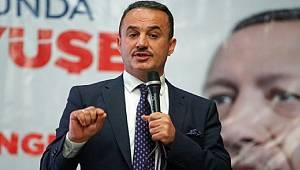 Başkan Şengül'den ittifak açıklaması