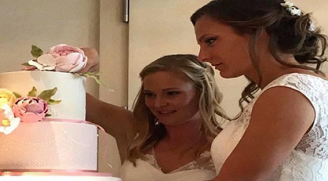 Bayern Münih'in iki oyuncusu evlendi
