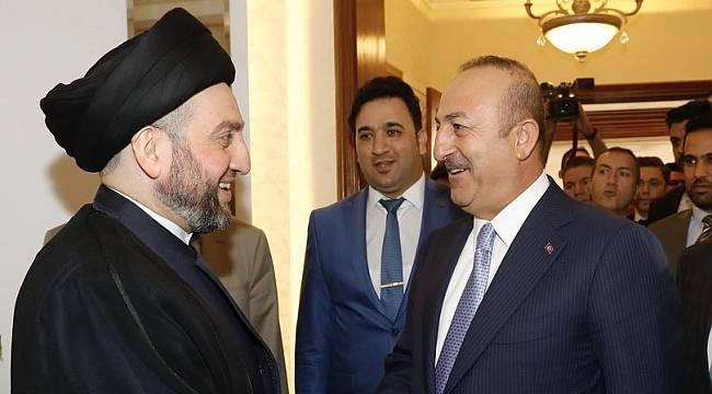 Çavuşoğlu'ndan Irak'a tam destek açıklaması!