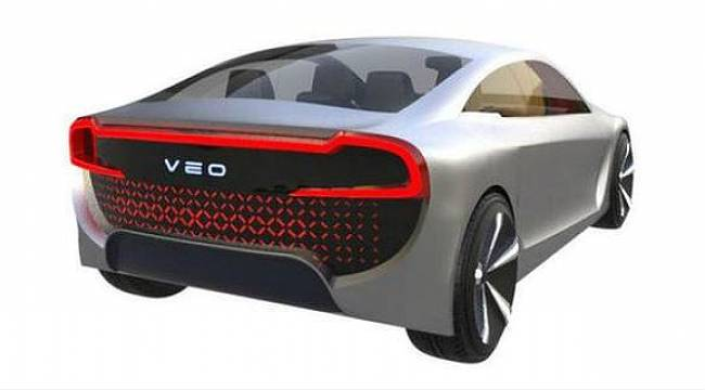 İşte Vestel'in yerli otomobili!