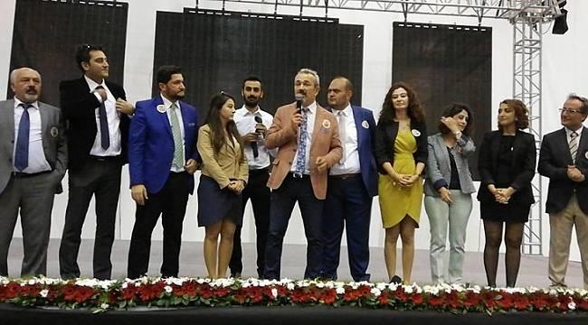 İzmir Barosu Başkanı Özkan Yücel oldu
