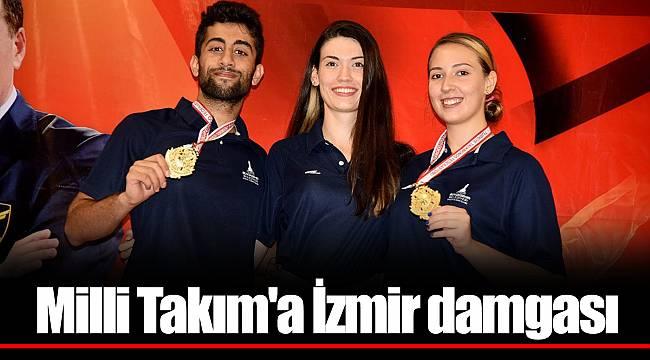 Milli Takım'a İzmir damgası