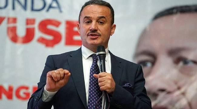Şengül'den Kocaoğlu'na cevap: Kocaoğlu'nun sözleri, siyasi ahlak ve etiğe sığmıyor