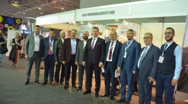 17. MÜSİAD Expo iş dünyasını İstanbul'da buluşturdu