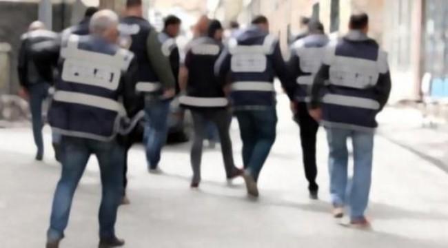 19 ilde operasyon: 33 kişi hakkında gözaltı kararı