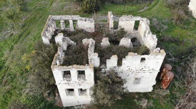 222 yıllık tarihi 'Azatlı Baruthanesi' gün yüzüne çıktı