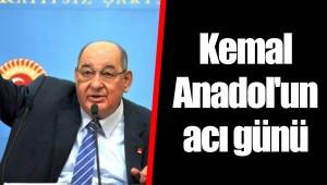 Kemal Anadol'un acı günü