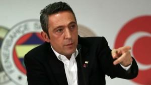 Ali Koç: Transfere harcayabileceğimiz 11,9 milyon euro'muz var