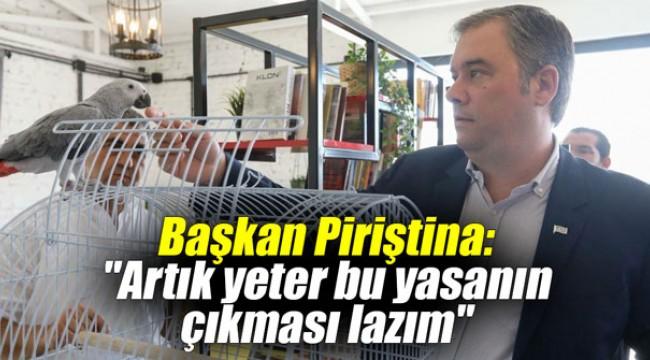 Başkan Piriştina:
