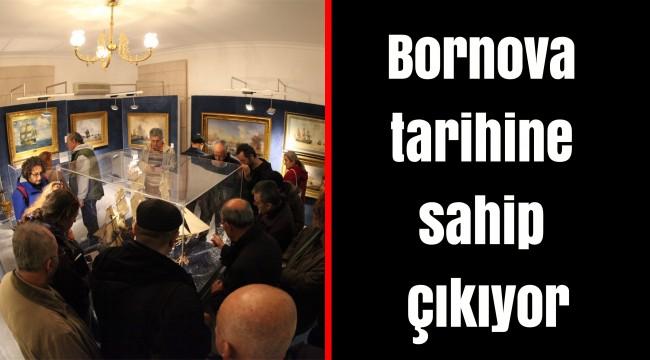 Bornova tarihine sahip çıkıyor