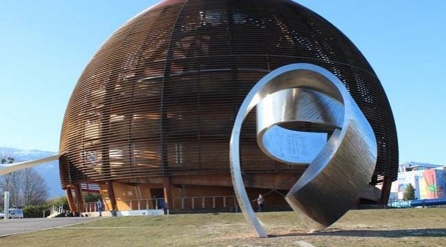 CERN'de Türk iş dünyasının 'topuk sesleri'