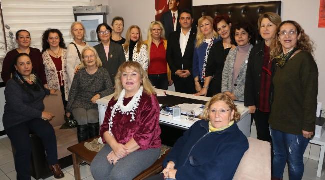"""CHP'li Heval Savaş Kaya; """"Karabağlar'da kadınlar başrolde olacak"""""""