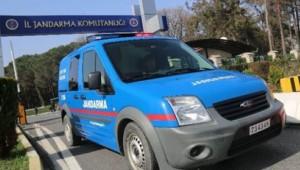 CHP'li vekilin kapısına Jandarma dayandı