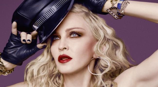 Çıplak fotoğrafını paylaşan Madonna: Eserlerin gururlu sahibiyim