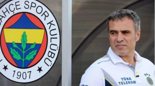 Fenerbahçe'de Ersun Yanal gelişmesi