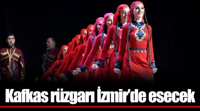 Kafkas rüzgarı İzmir'de esecek