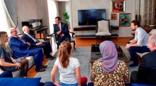 Kılıçdaroğlu'nun ziyareti sonrası İmamoğlu'ndan ilk tweet