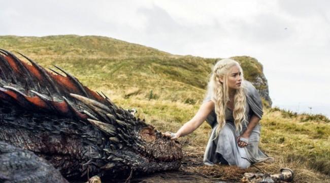 Böcek türlerine Game of Thronesun ejderhalarının isimleri verildi 49