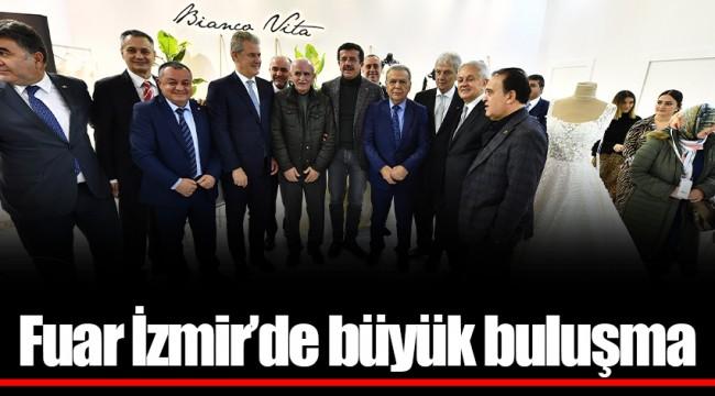 Fuar İzmir'de büyük buluşma