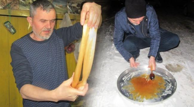 Kış gecelerinin vazgeçilmez lezzeti: Tel helvası